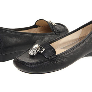 Michael Kors Shoes - MICHAEL KORS HAMILTON LOAFERS ~ 9.5 ~ LOGO DETAIL